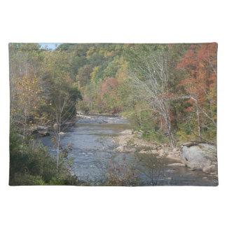 Autumn River Place Mat