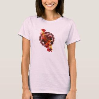 Autumn Romance Womens Shirt