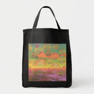 Autumn Ruminations – Gold & Rose Glory Canvas Bags