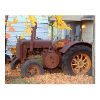 """""""Autumn Rust"""" Postcard"""