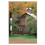 Autumn Rustic Barn Leelanau County Michigan Dry-Erase Whiteboards