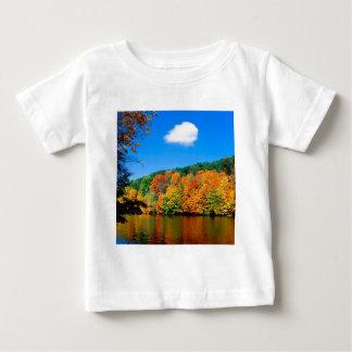 Autumn Seasonal Shoreline Baby T-Shirt