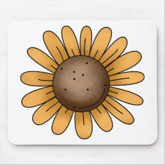 Autumn Sheep · Sunflower Mouse Pads