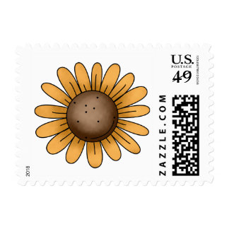 Autumn Sheep · Sunflower Postage