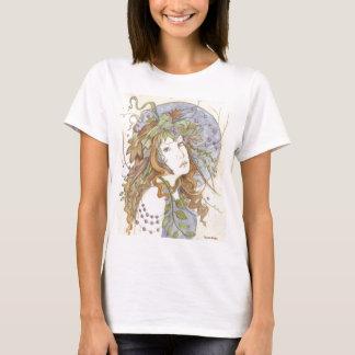 autumn shirt_vertical, Flutterbliss T-Shirt