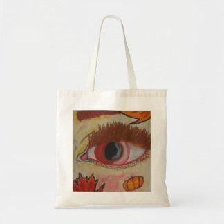 Autumn shopper tote bag