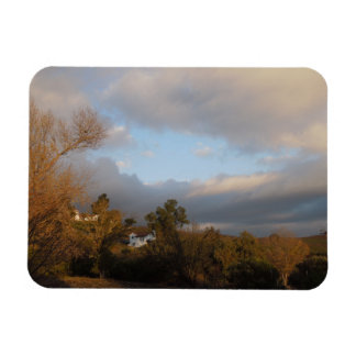 Autumn Sky After Storm in Templeton, CA Magnet