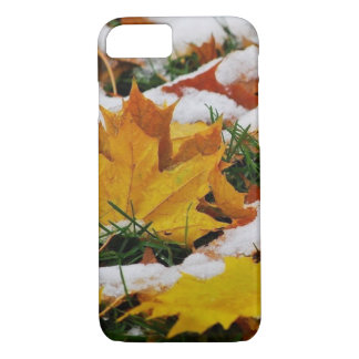 Autumn Snow iPhone 7 Case