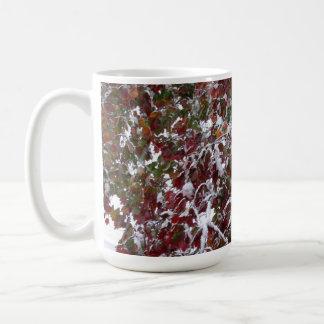 Autumn Snow Mug
