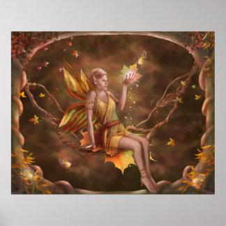 Autumn Spell Poster
