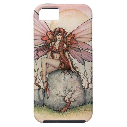 Autumn Spirit Fairy iPhone Case