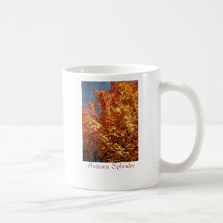 """Autumn Splendor"" mug"