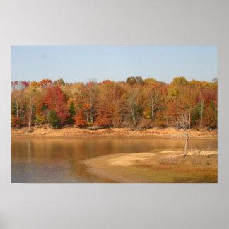 Autumn Splendor Poster