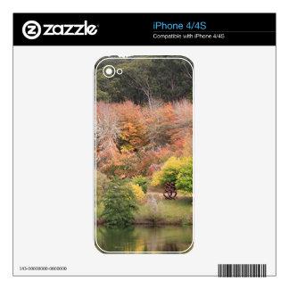 Autumn splendour, Adelaide Hills 2 Skins For iPhone 4S