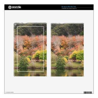 Autumn splendour, Adelaide Hills 2 Skins For Kindle Fire