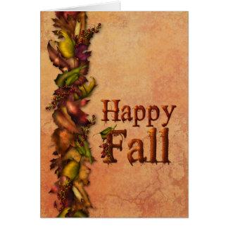 Autumn Splendour Greeting Cards