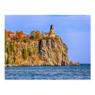 Autumn Split Rock Postcard