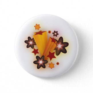 Autumn Star Button button