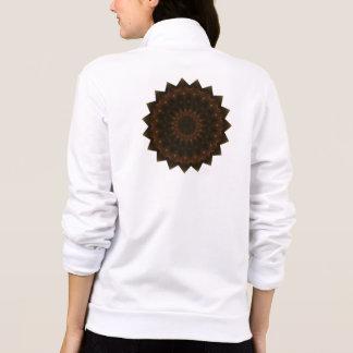 Autumn Star Kaleidoscope Mandala Jackets