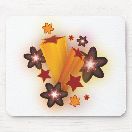Autumn Star Mousepad