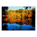 Autumn Stationery Note Card