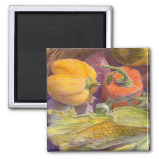 Autumn Still Life Fine Art Magnet