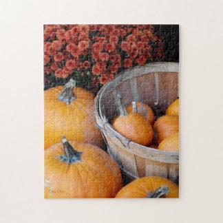 'Autumn Still Life' Jigsaw Puzzle