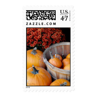 'Autumn Still Life' Postage