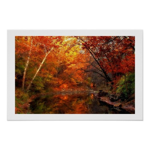 Autumn Still Posters