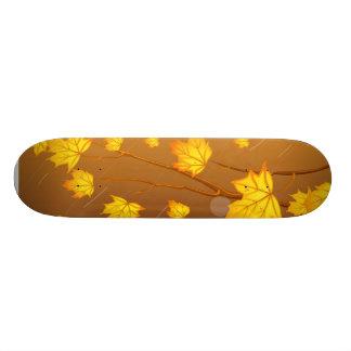 Autumn Storm Skateboard Deck