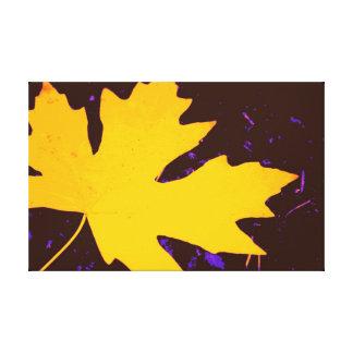 Autumn Stretched Canvas Prints