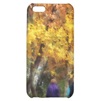 Autumn Stroll Case For iPhone 5C