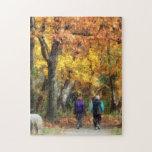 Autumn Stroll Puzzle