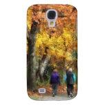 Autumn Stroll Samsung Galaxy S4 Case