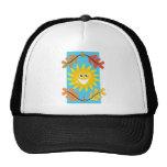 Autumn Sun Mesh Hat