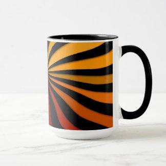 Autumn Sunburst Mug