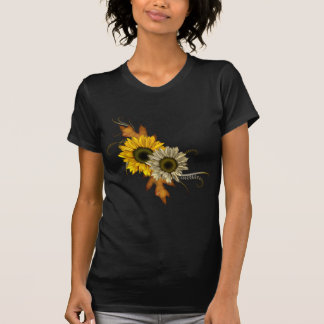 Autumn Sunflowers T-Shirt