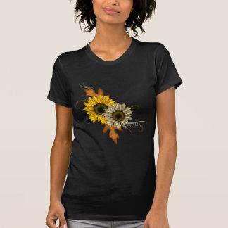 Autumn Sunflowers T-Shirt