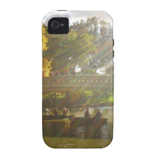 Autumn Sunlight - Central Park - NYC Case-Mate iPhone 4 Covers
