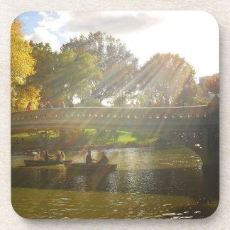 Autumn Sunlight - Central Park - NYC Coaster