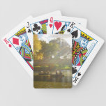 Autumn Sunlight - Central Park - NYC Playing Cards
