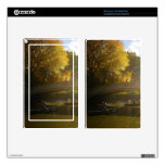 Autumn Sunlight - Central Park - NYC Skin For Kindle Fire