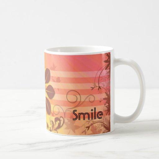 autumn Sunrise Classic White Coffee Mug