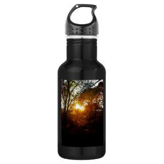 Autumn Sunset 18oz Water Bottle