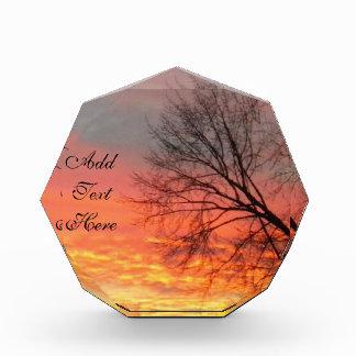 Autumn Sunset Award