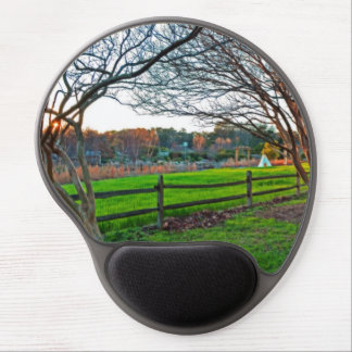 Autumn Sunset by Shirley Taylor Gel Mouse Pad