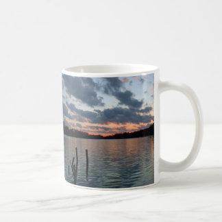 Autumn Sunset Coffee Mugs