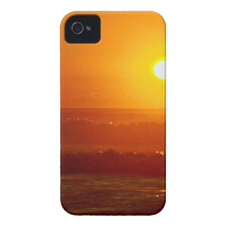 Autumn Sunset Horsfall Beach, Oregon iPhone 4 Cover