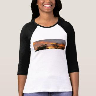 Autumn Sunset in Canberra T-Shirt
