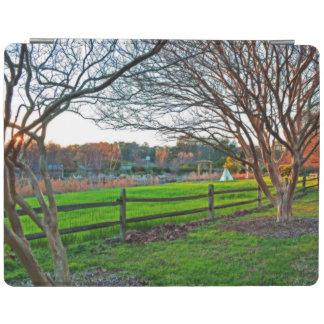 Autumn Sunset iPad Cover